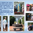 Blessed Mother Statue Dedication photo album